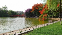 hanoi ideal place for backpacking adventure