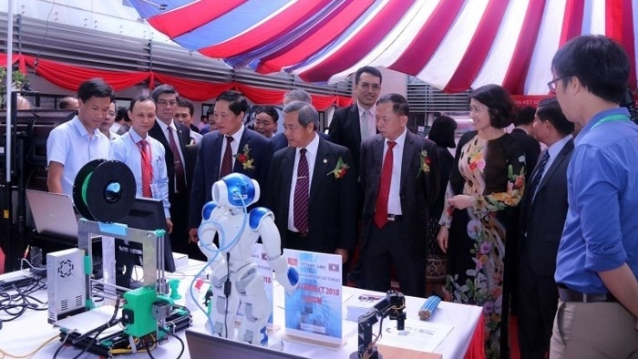 more than 140 technologies showcased at vietnam laos techconnect