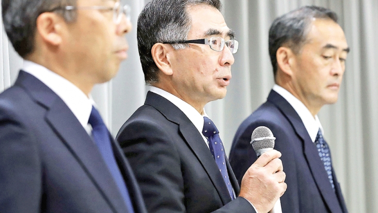 three japan automakers admit false emissions data