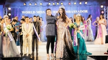 phan thi mo crowned world miss tourism ambassador