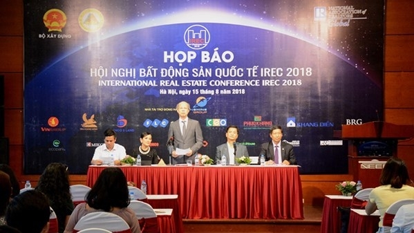 international real estate conference to be held in vietnam for first time