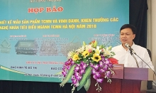 hanoi launches handicraft design competition