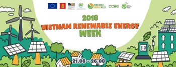 vietnam renewable energy week 2018 to open
