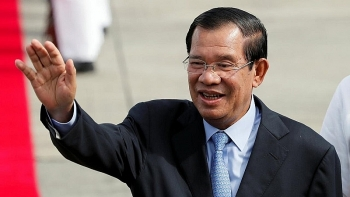 vietnam congratulates hun sen on reappointment as cambodian pm