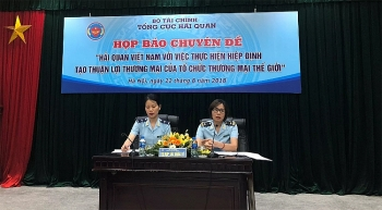 vietnam customs actively implements wto trade facilitation agreement