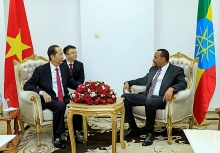 promoting vietnam ethiopia multi faceted cooperation