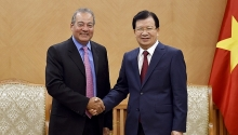 vietnam encourages investment in power generation deputy pm