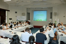 seminar discusses agricultural development alongside renewable energy
