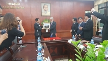 vietnam nz agriculture ministers talk farm produce improvements