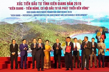 nearly vnd200 trillion invested in projects in kien giang
