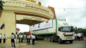 vietnam and laos promote border trade cooperation