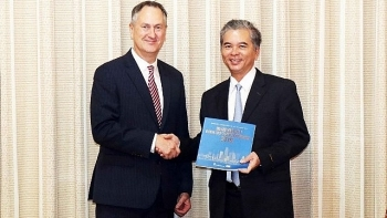 hcm city us company cooperate in boosting online payment