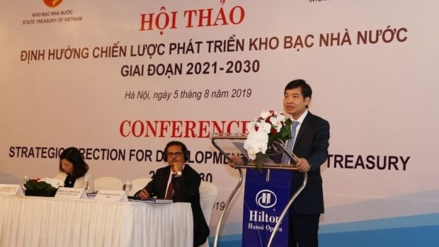 vietnam looks to build digital state treasury by 2030
