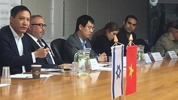 tel aviv willing to expand bond with vietnamese localities
