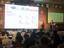 vietnam ceo summit 2019 held in hanoi
