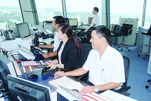 ho chi minh fir a milestone in history of aviation sector