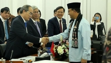 hcm city seeks comprehensive ties with indonesian partners