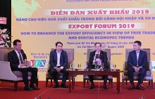 hcm city to take promotion path to increase exports