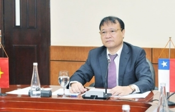 vietnam chile seek to foster economic trade cooperation