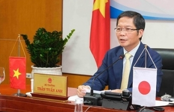 vietnam japan foster cooperation in industry trade energy