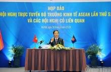 asean prioritises rcep signing by years end