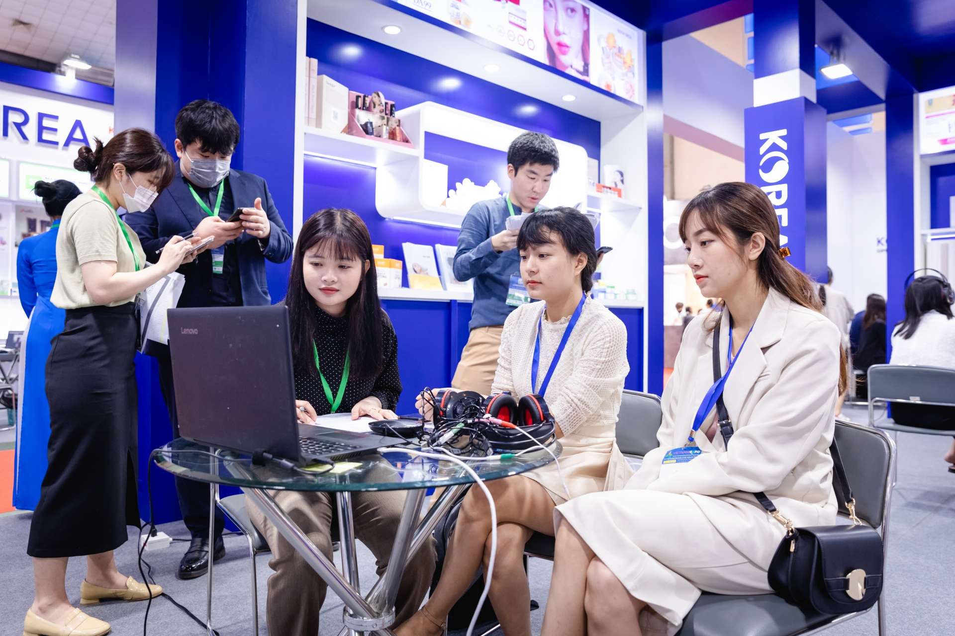 businesses from vietnam and incheon south korea to have virtual meeting next month