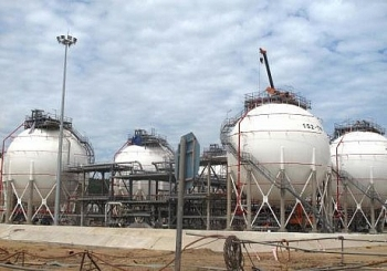 first crude oil batch comes to nghi son oil refinery for trial run