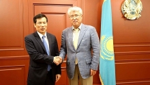 vietnam kazakhstan enhance cooperation in culture and sports