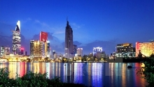 ho chi minh citys economy on steady growth track