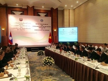 vietnam laos sign cooperation deal in agriculture forestry for 2017 18
