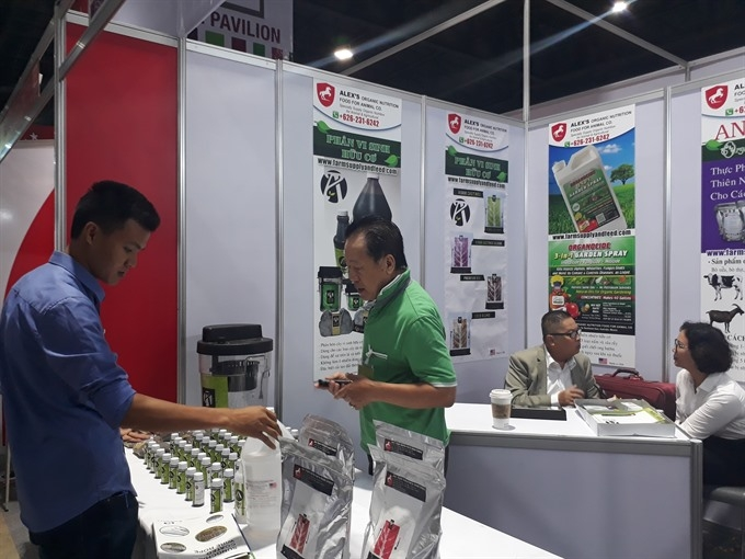 aseans largest all in one agribusiness exhibition opens