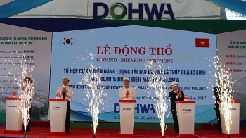 rok group invests in renewable energy power in quang binh