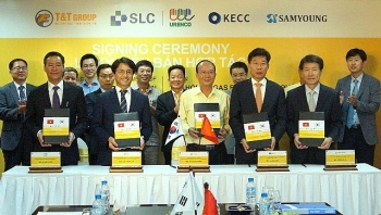 hanoi rok cooperate in facilitating nam son waste to energy project