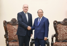pm vietnam treasures traditional relations with azerbaijan