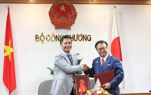 vietnam japan strengthen industrial trade and energy cooperation