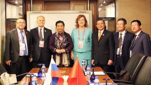 parliamentary ties important to vietnam russia relations