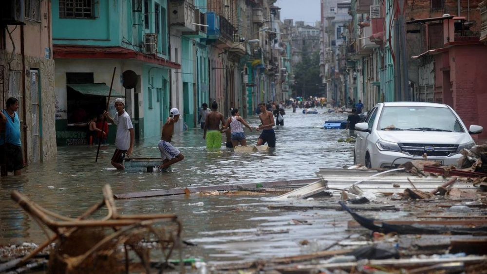 cuba tries to recover tourism industry hit by hurricane irma