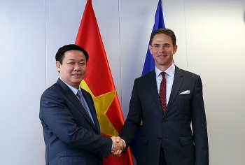 evfta significant to facilitating vietnam eu trade liberalization