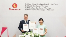 vingroup named best property developer in vietnam by euromoney