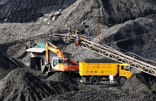 vinacomin mines 2458 million tonnes of coal in 8 months