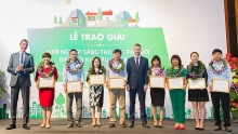 honoring innovative climate ideas of vietnamese start ups