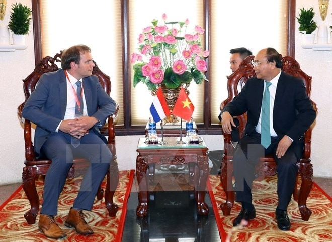 pm wishes the netherlands to share experience in developing mekong delta sustainably