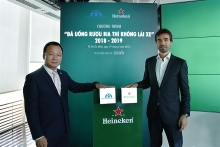 heineken launches responsible drinking campaign for 2nd year