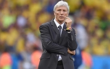 argentine pekerman quits colombia coach job