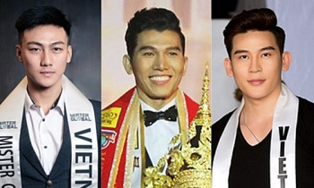 vietnam ranks 4th place in global beauties men ranking