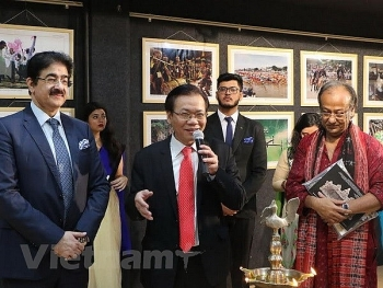 film festival photo exhibition introduce vietnam to india
