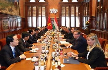 vietnam hungary agree to lift relations to comprehensive partnership