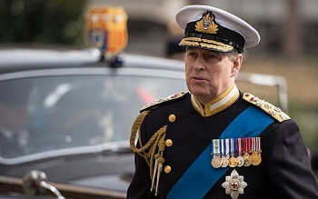 party chief hosts uk prince andrew