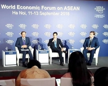 wef on asean young vietnamese show entrepreneurial aspiration