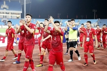 vietnamese team to train in rok for aff cup 2018